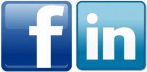 Logos Facebook Linkedin